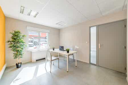 Bureau privatif de 17m² - Lyon 9-2
