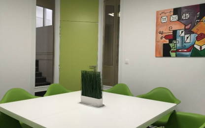 Open Space  10  postes Location bureau Grenoble 38000