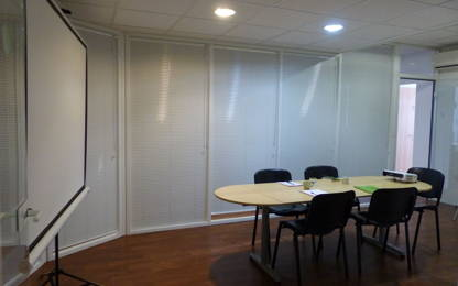 Open Space  4  postes Location bureau Paris 75015