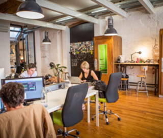 Open Space  40 postes Coworking Rue Sainte-Ursule Toulouse 31000
