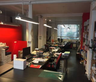 Open Space  4 postes Coworking Passage de Melun Paris 75019