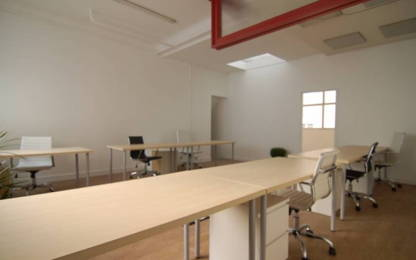 Open Space  9  postes Location bureau Nantes 44000