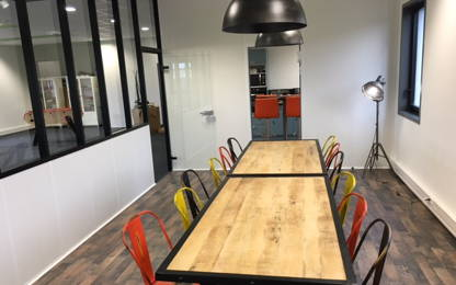 Open Space  5  postes Coworking Rennes 35000