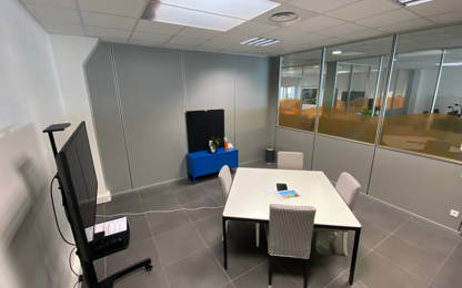 Open Space  3  postes Coworking Bourgoin-Jallieu 38300