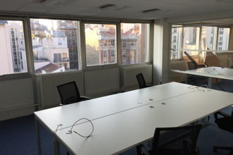 1 400 € par mois, 4 postes , Paris, Bureau privatif