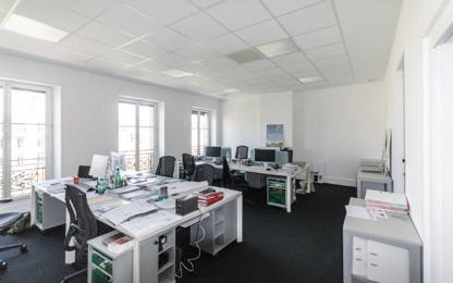 Open Space  5  postes Location bureau Bordeaux 33000