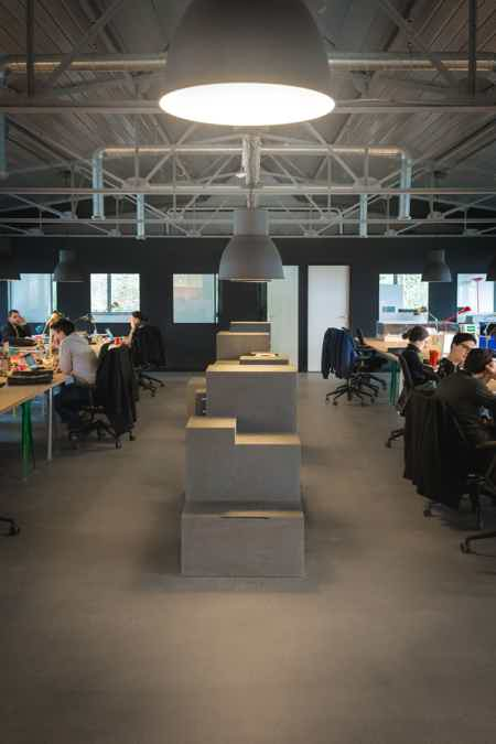 Espace coworking - Le Bourget/Chambéry-9