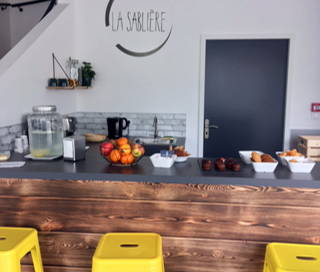 Open Space  10 postes Coworking Rue du Barrasquit Capbreton 40130