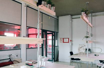 233 € par mois, 18 postes , Paris, Open-Space, Parc de La Villette