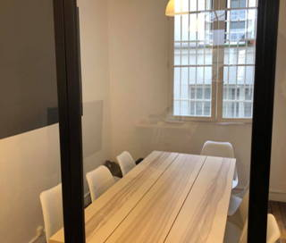 Open Space  7 postes Location bureau Rue d'Aboukir Paris 75002