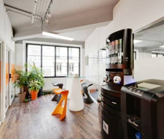 Open Space  12 postes Coworking Rue de Richelieu Paris 75002