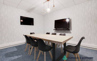 Open Space  58  postes Coworking Saint-Cloud 92210