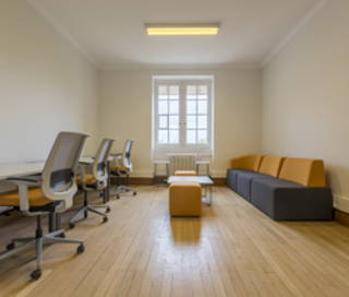 Bureau fermé 12 m² 6 postes Location bureau Boulevard Jourdan Paris 75014
