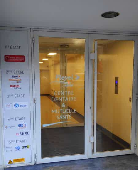 Saint-Denis Pleyel Bureau Privatif + Salle-4