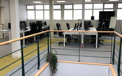 Open Space  20  postes Location bureau Levallois-Perret 92300