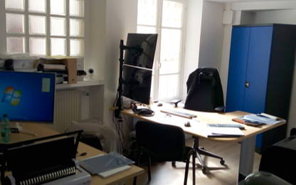 Open Space  3  postes Location bureau Levallois-Perret 92300