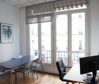 Bureau fermé 12 m² 3 postes Location bureau Rue d'Aboukir Paris 75002