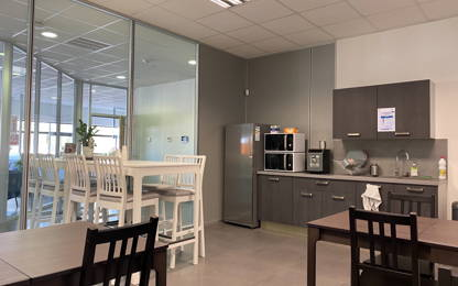 Open Space  2  postes Coworking Bourgoin-Jallieu 38300