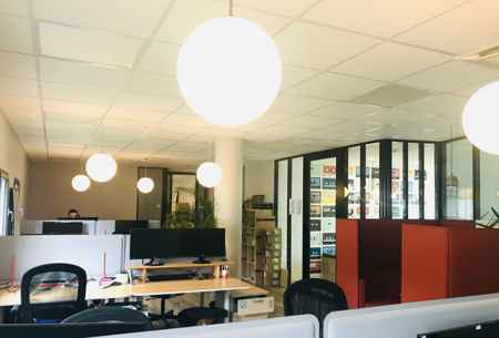 Open space à partager - 6 places-4