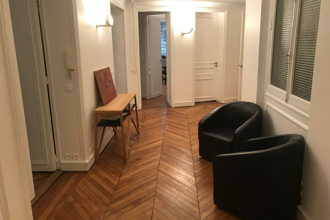 1 500 € par mois, 2 postes , Paris, Location  bureau d'avocat