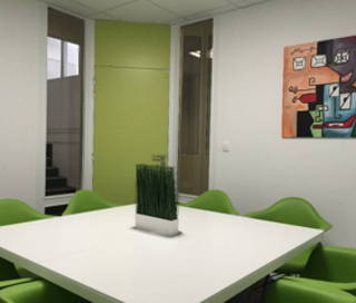 Open Space  10 postes Coworking Rue Colonel Denfert Rochereau Grenoble 38000
