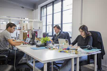 Bourse Coworking