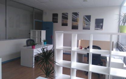 Open Space  3  postes Location bureau Lille 59800