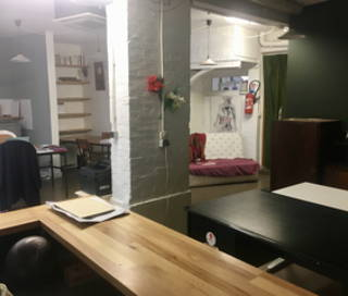 Open Space  4 postes Coworking Rue de la Duée Paris 75020