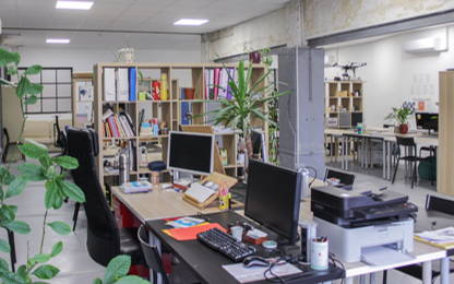 Open Space  30 postes Coworking Rue Fontcouverte Montpellier 34000