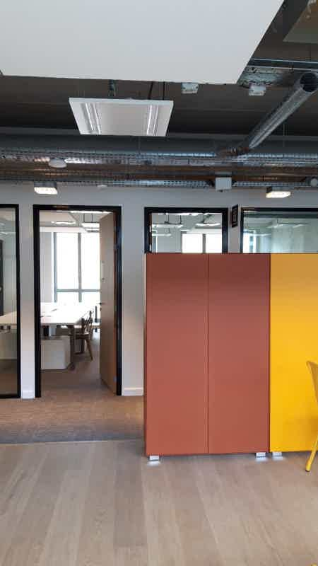 Postes fixes - open space - Chambéry-6