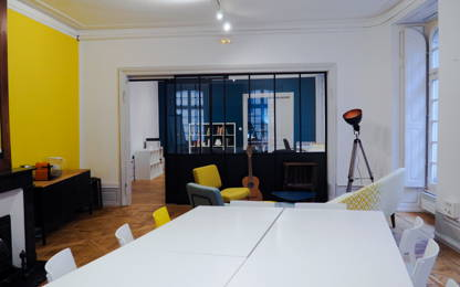Open Space  1  poste Coworking Strasbourg 67000