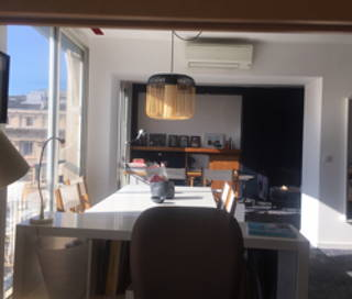 Open Space  4 postes Location bureau Rue des Fabres Marseille 13001