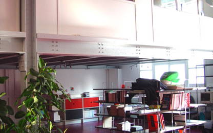 Open Space  2  postes Location bureau Montreuil 93100