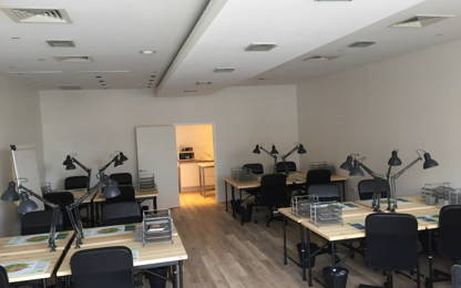 Open Space  36  postes Coworking Bussy-Saint-Georges 77600