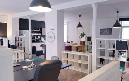 Open Space  2  postes Coworking Paris 75011
