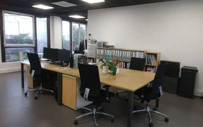 Open Space  8  postes Location bureau Paris 75009