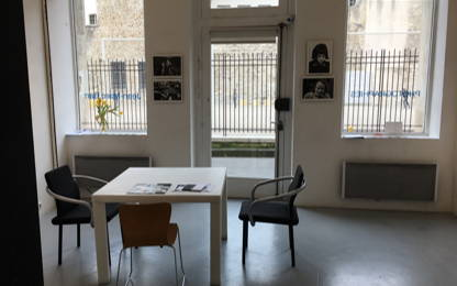 Open Space  4  postes Location bureau Paris 75004