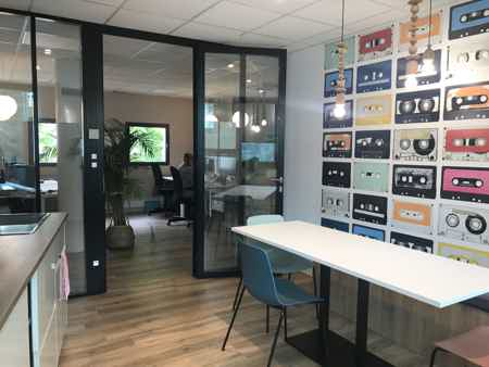 Open space à partager - 6 places-1